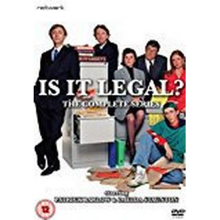 Is It Legal?: The Complete Series [DVD]